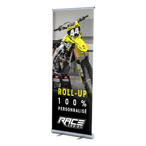 conception et impression roll-up tarbes