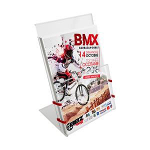 tracts et flyers pour evenements sportifs