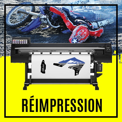 reimpression stickers moto