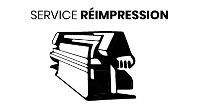 service réimpression stickers moto