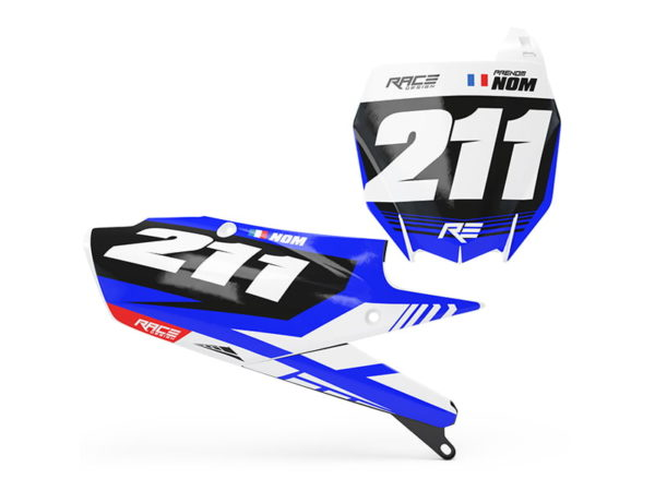 deco stickers yamaha racer