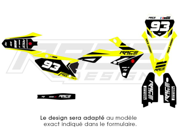 kit deco suzuki speed