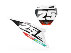 sticker deco ktm racer