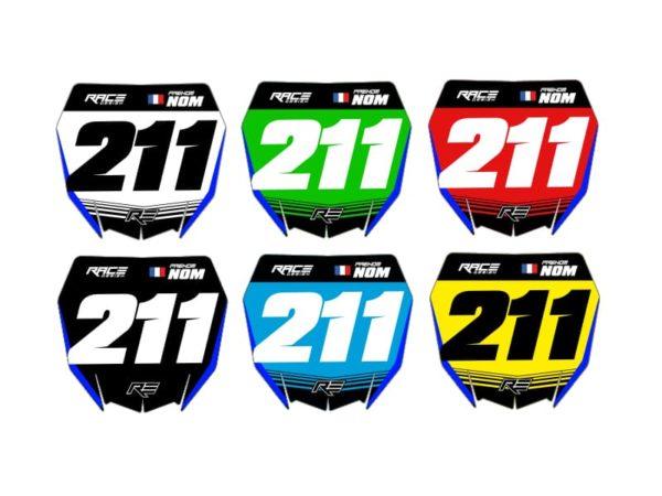 sticker autocolant yamaha racer v2