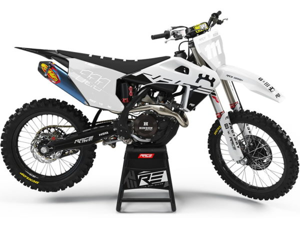 kit deco partiel husqvarna rc